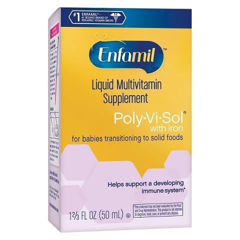 Vitaminc購物網 嬰幼兒維他命滴劑 含鐵 50ml